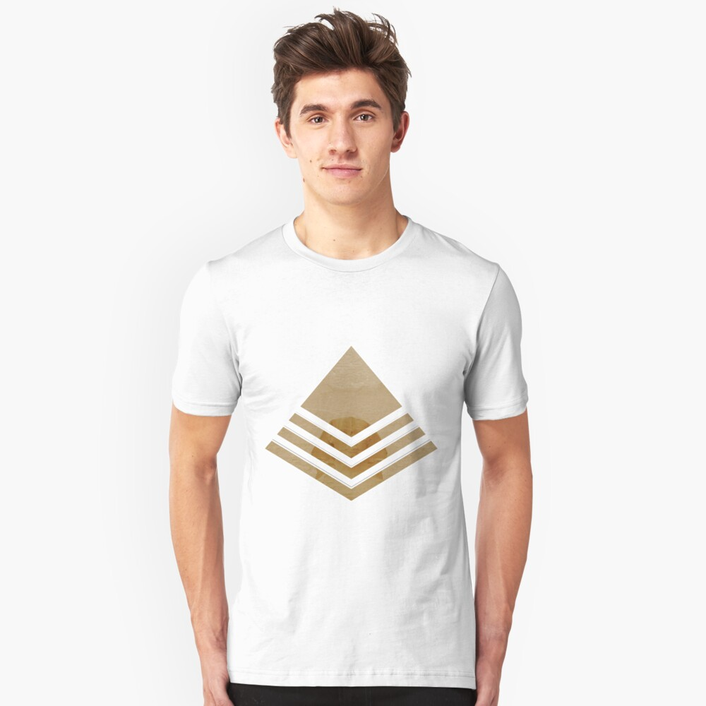 Egypt sphinx pyramid Unisex T-Shirt Front