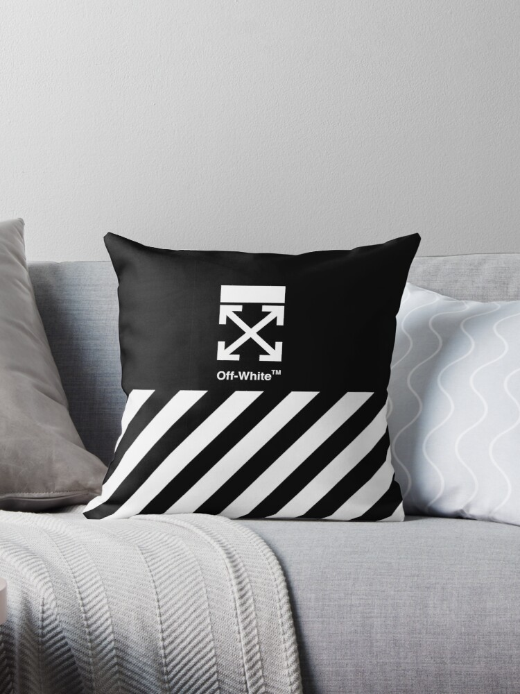 Off White Cover Full White Stripe by KennethHale