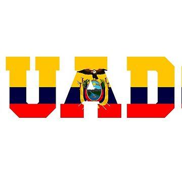 Ecuador by joeyclinch