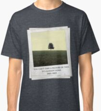 You Can't Take a Picture of This Classic T-Shirt