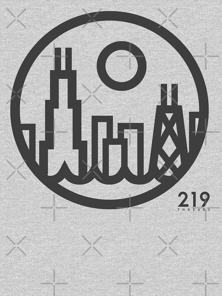 The City Across the Lake by 219Threads