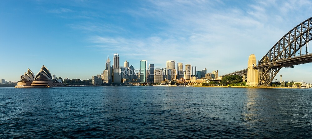 Sydney by Ross Campbell