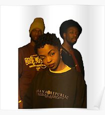 Fugees Poster