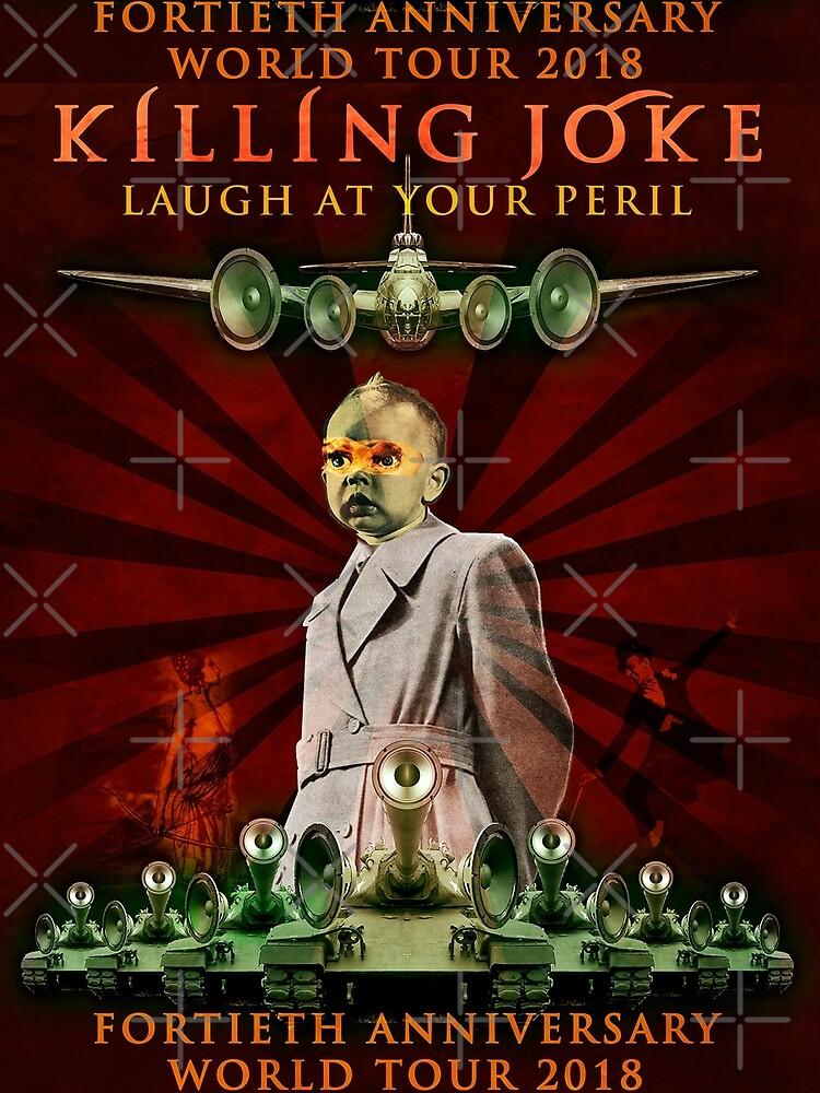 Killing Joke by darellmaden