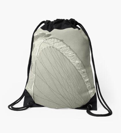 Eye III Drawstring Bag