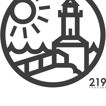 Beacon of Michigan City by 219Threads