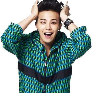 BigBang - G-Dragon by iris12880