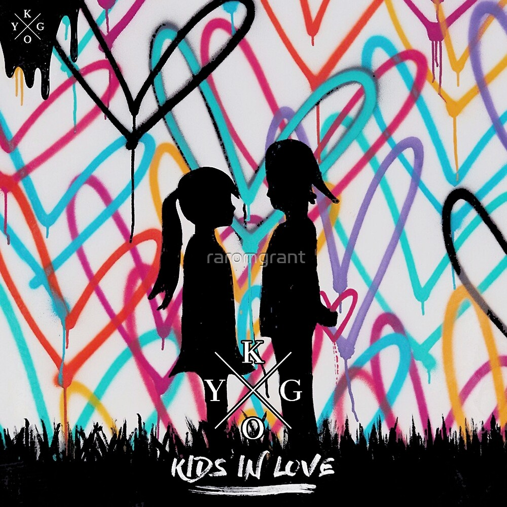 music kids Kygo Love in by raromgrant