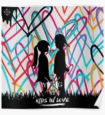 music kids Kygo Love in Poster