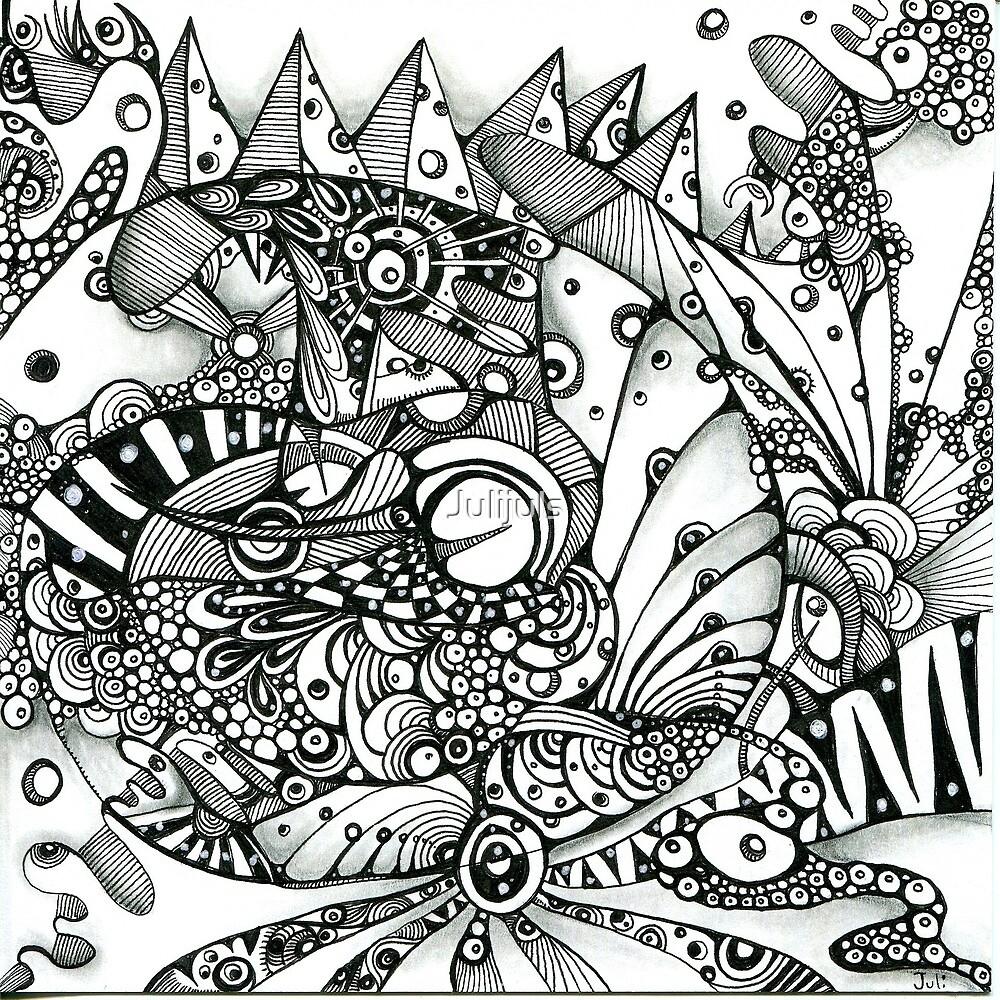 Spiral Dream by Julijuls