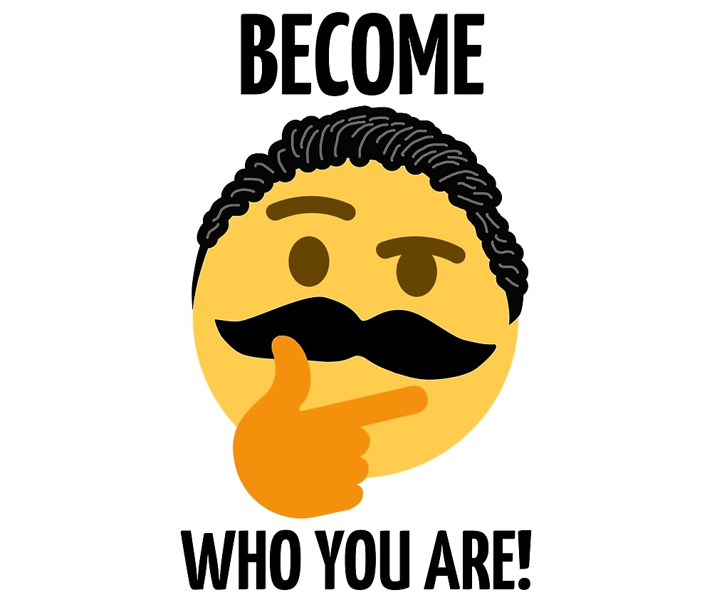 Become who you are! by AntiCommodities