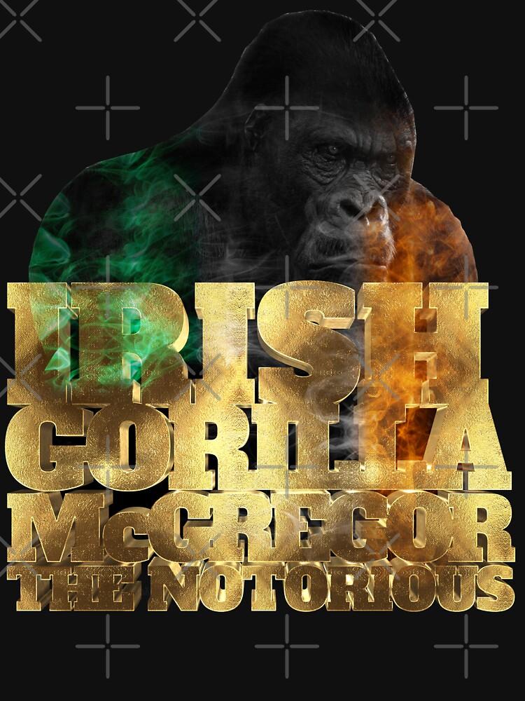 Irish Gorilla McGregor Conor is Back by Under-TheTable