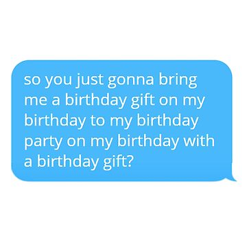 Happy Birthday? by causticjackass