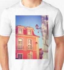 Lisbon is a beautiful woman. Unisex T-Shirt