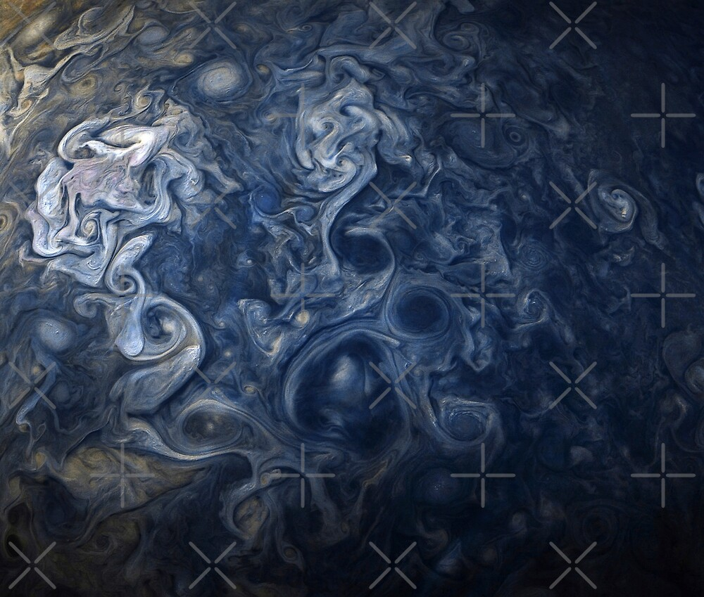 Jupiter Blues by IVONNE PINEDO