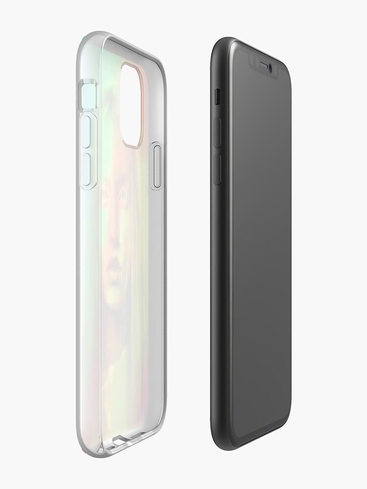 Coque iPhone «Halo», par JLHDesign