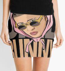 BAD BUNNY Mini Skirt