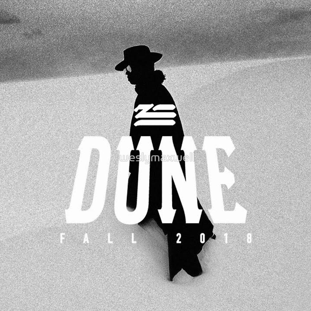 usa music DUNE FALL 2018 by weslymaxwell
