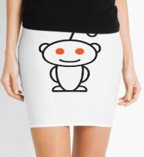 Reddit Snoo Mini Skirt
