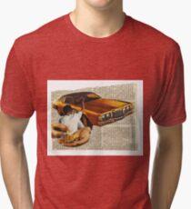affection Tri-blend T-Shirt