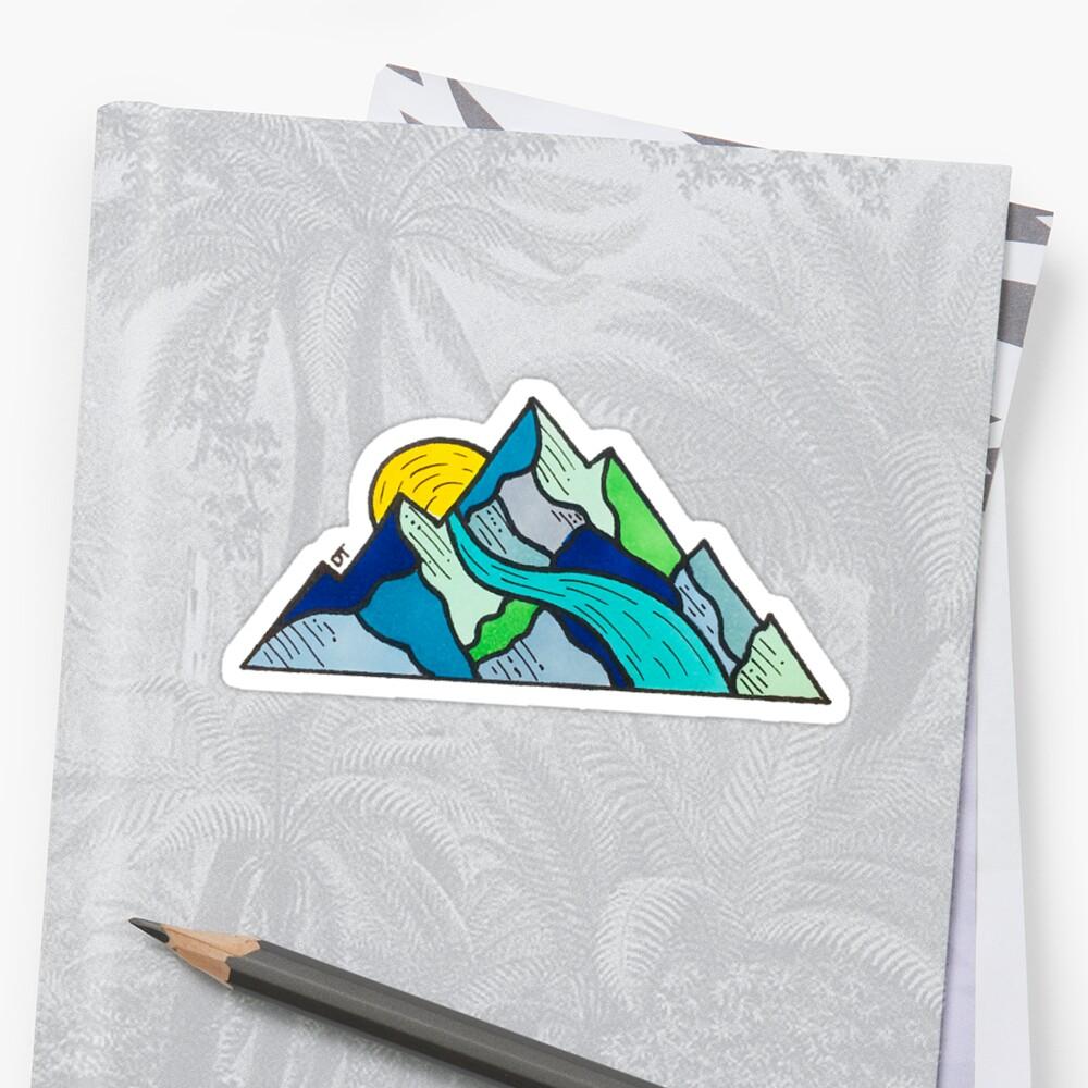 Mountain by DaniTompkinsAK