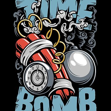 time bomb by criarte