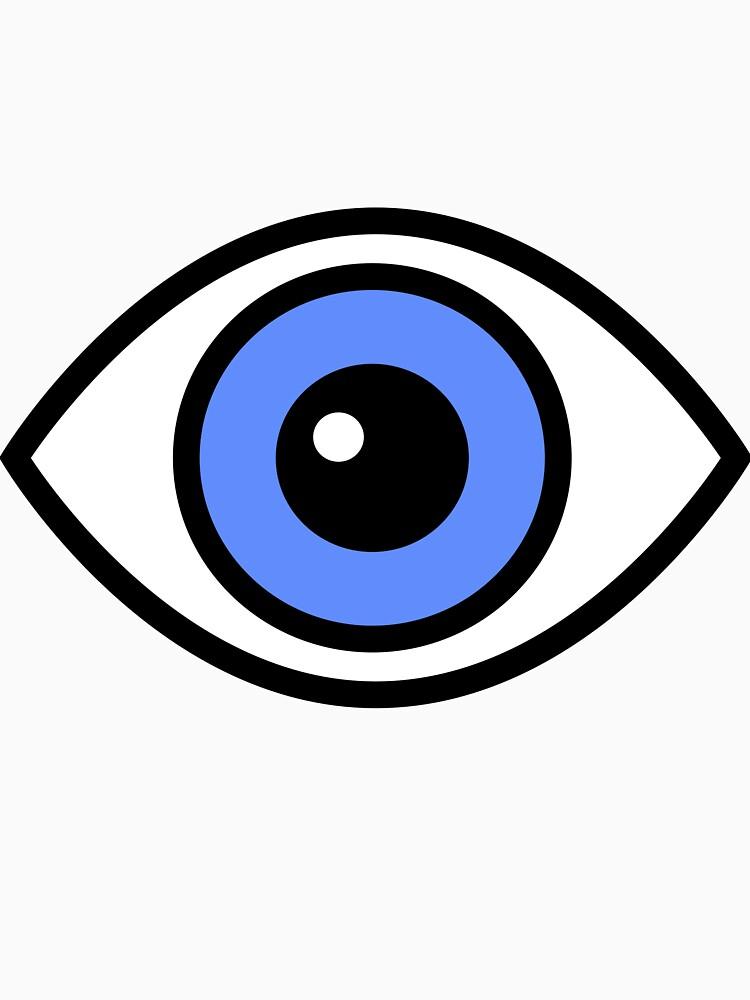 Eye Super Cute Gift Idea by DogBoo