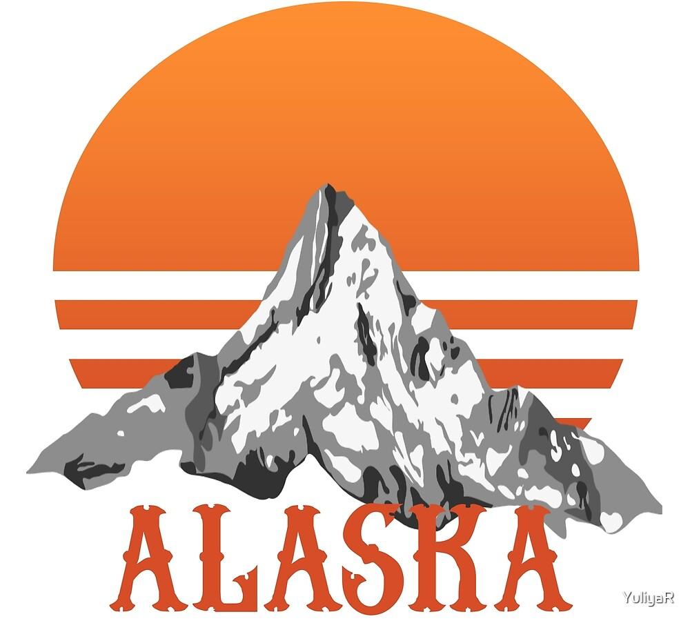 Alaska State Mountains by YuliyaR