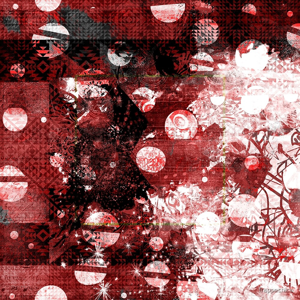 Red Wonderland by frappechica