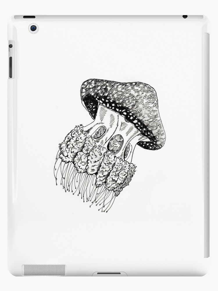 JELLYFISH - A CEPHALOPOD IN INK by Amanda Webster