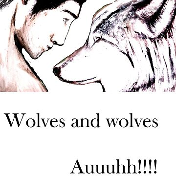 Wolves and wolves by Pablolav