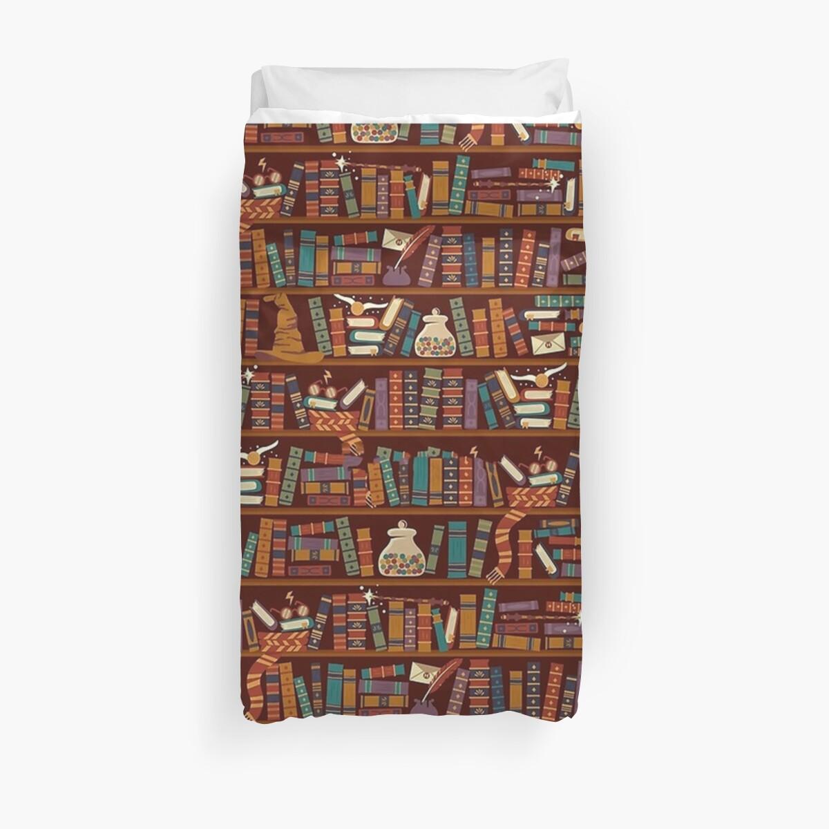 Bookshelf  by Alfonso N  Bode