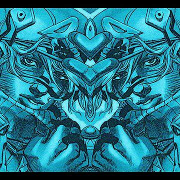 Diego Brando & Ringo Roadagain (Deep Blue) by TheLoneNub