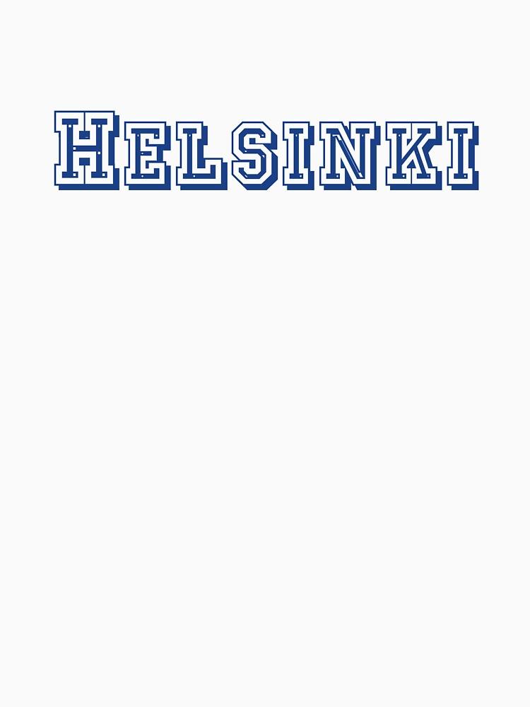 Helsinki by CreativeTs