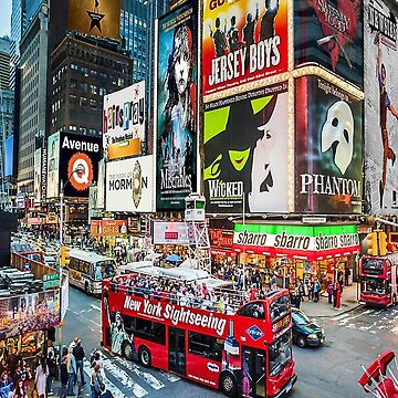 Times Square II Special Edition II by majuikopol