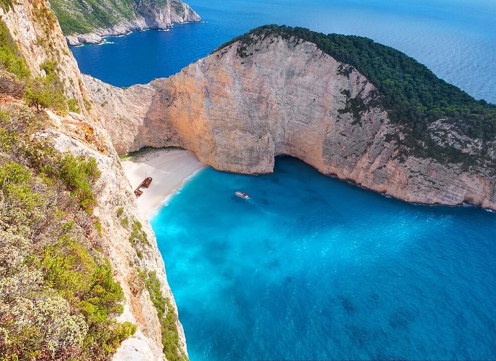 Beautiful Greek Island by newburyboutique