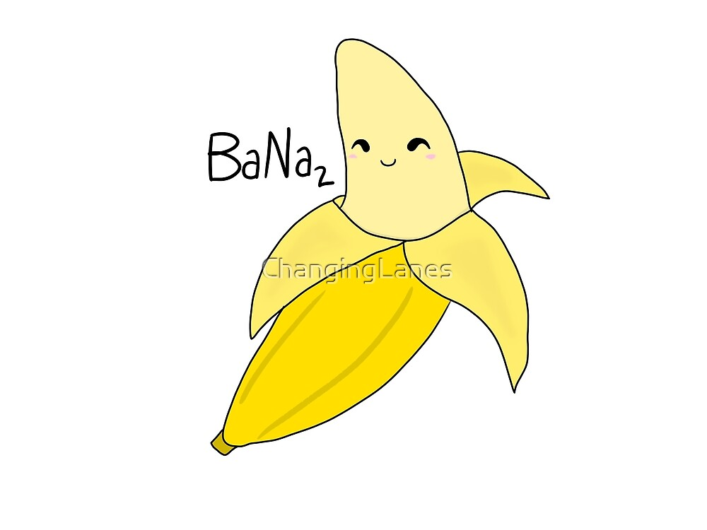 banana chemistry pun by ChangingLanes