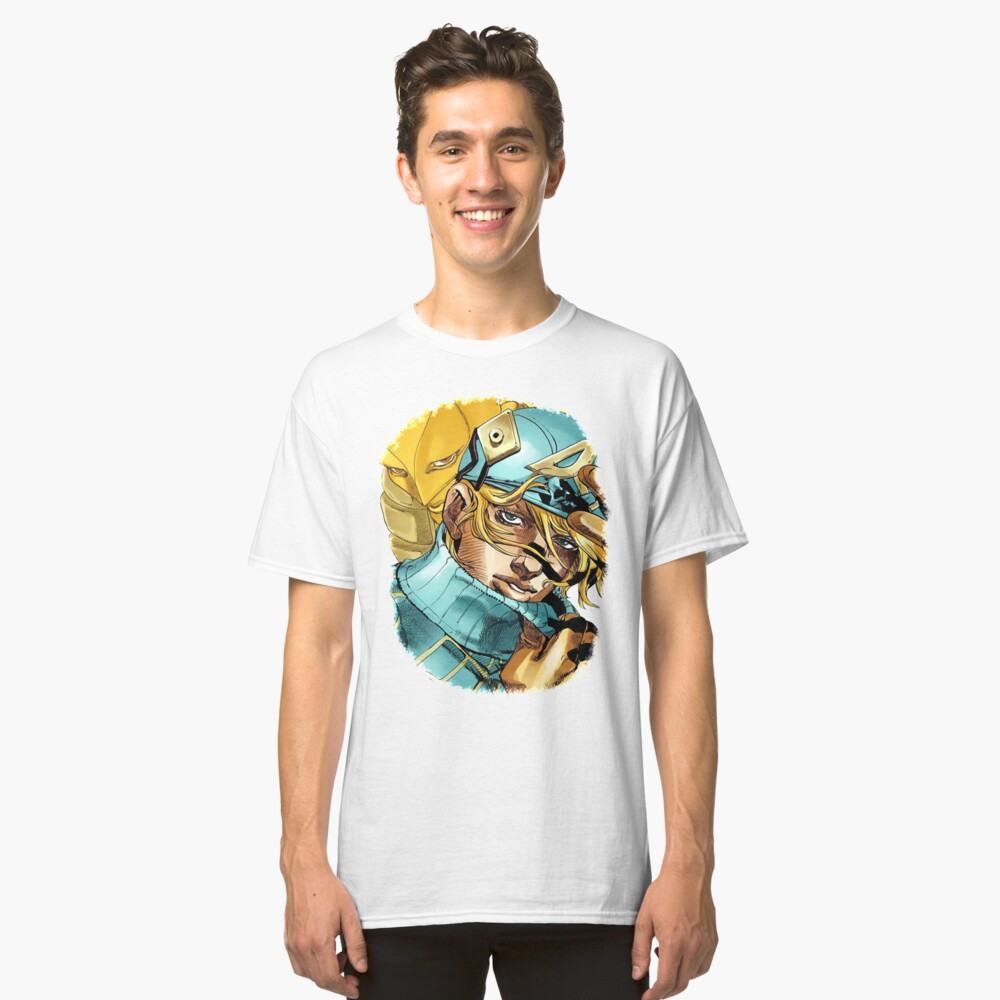 Diego Brando & The World Classic T-Shirt Front