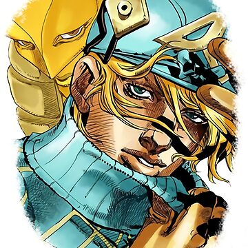 Diego Brando & The World by TheLoneNub