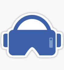 Virtual Reality Headset Sticker