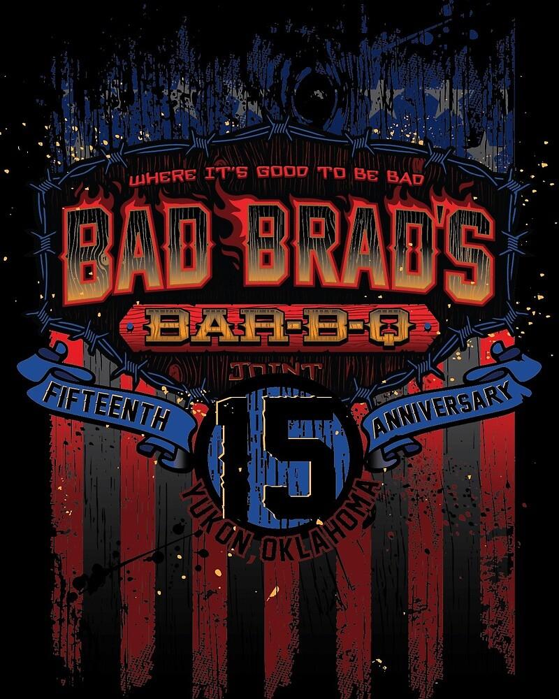 Bad Brad's 15th by TJ4OU