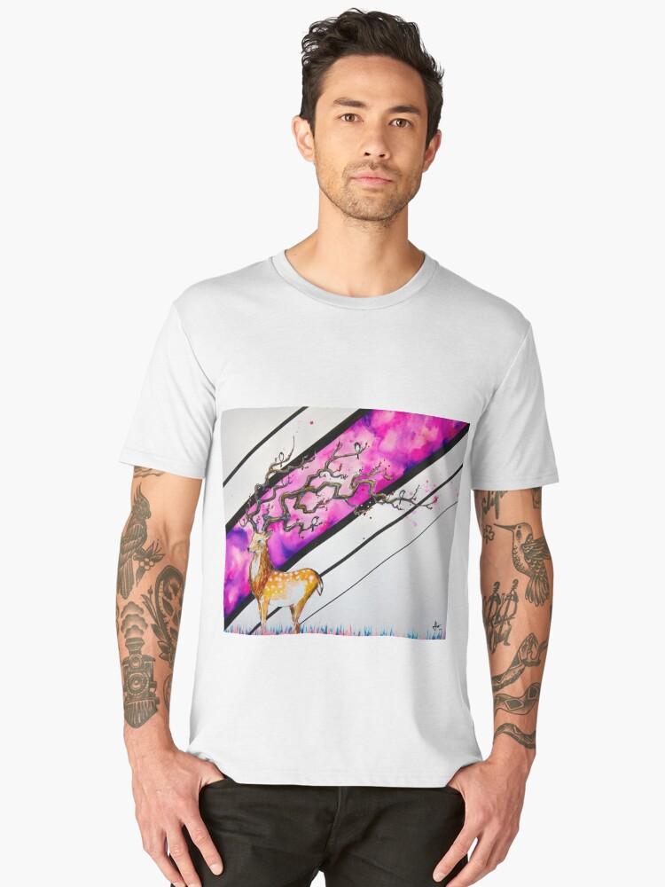 Alastor  Men's Premium T-Shirt Front