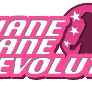 Duane Duane Revolution Sticker by FakeVideoGames