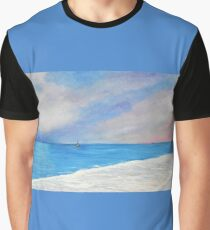 Cottesloe Dreaming Graphic T-Shirt