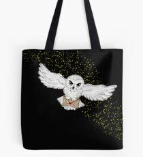 Eulen-Flug-Einkaufstasche Tote Bag
