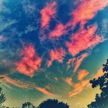 Brushstroke Sky by OliviaHathaway