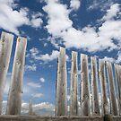Big Alberta Prairie Sky by Marlene Hielema