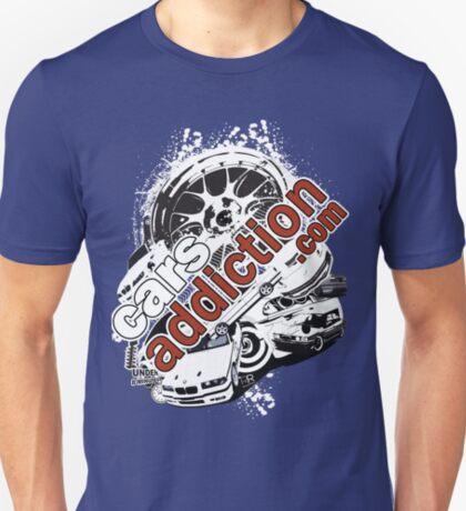 CarsAddiction.com v2016 T-Shirt