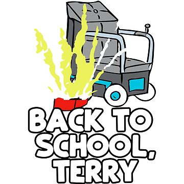 Back to School Terry by wrestletoys