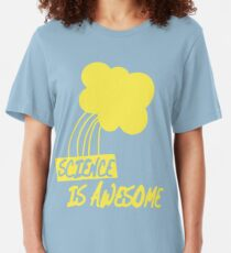 Science is Awesome Slim Fit T-Shirt